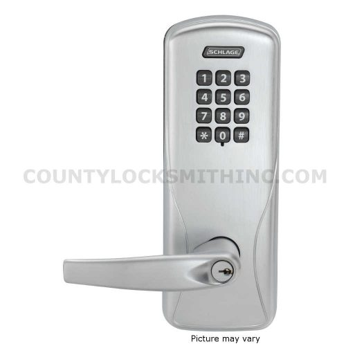 Schlage CO100CY70 KP ATH 626 PD