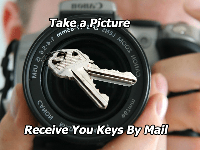 Are You Willing To Have Your Keys Mailed Via Regular USPS?