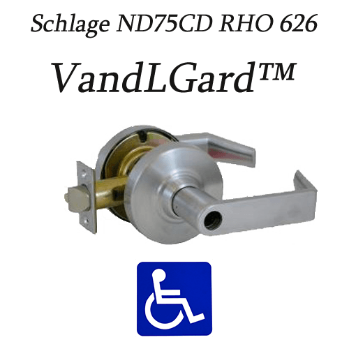 Schlage ND75CD-RHO-626