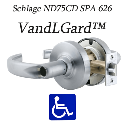 Schlage ND75CD-SPA-626