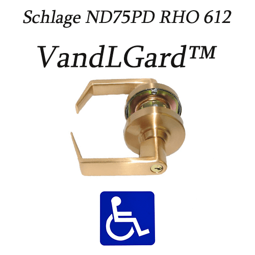 Schlage ND75PD-RHO-612