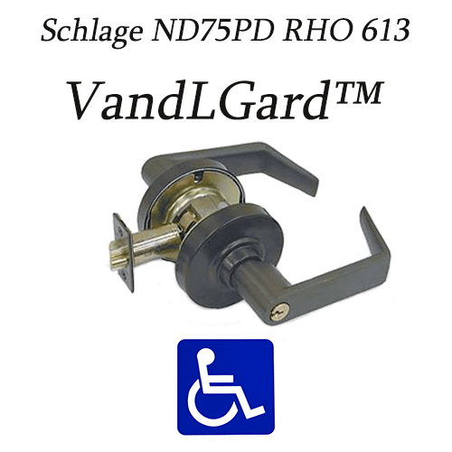 Schlage ND75PD-RHO-613