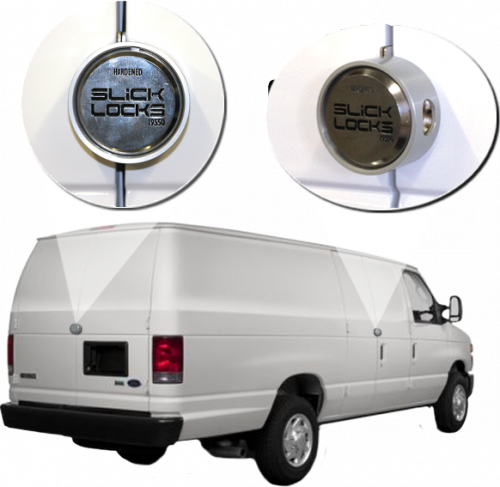 Slick Lock FD-FVK-1-TK Ford Van Hinged Door