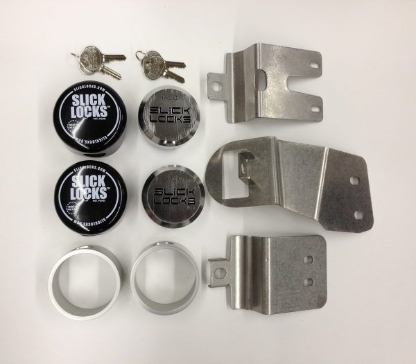 Slick Lock NV FVK SLIDE TK Nissan NV Turn Key Kit