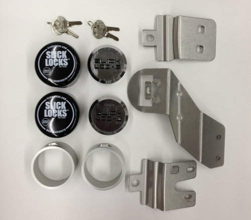 Slick Lock SP FVK SLIDE TK Mercedes Sprinter Turn Key Kit