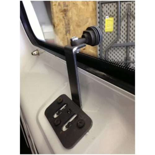 Slick Lock FD WK 1 Ford Sliding Door Window Kit