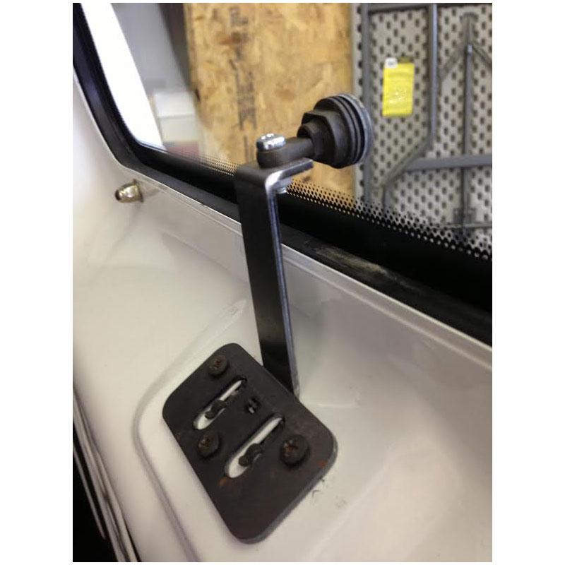 Slick Lock Fd Wk 1 Ford Sliding Door Window Kit County