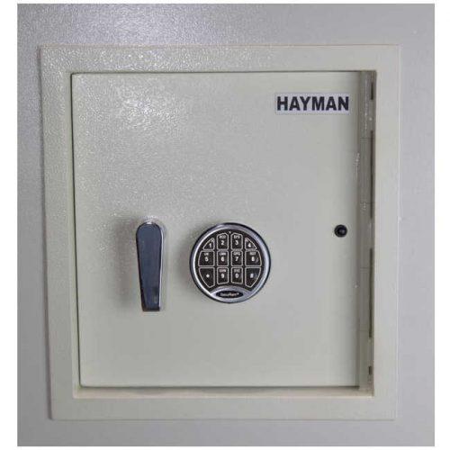 Hayman CV WS7 E Wall Safe