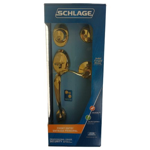 Schlage F360 PLY505 ACC605