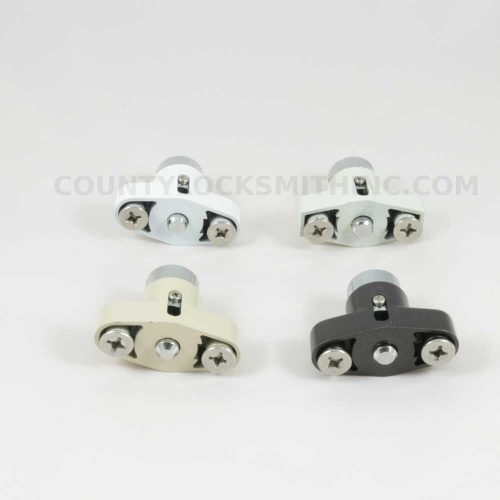 Accordion Shutter Push Lock