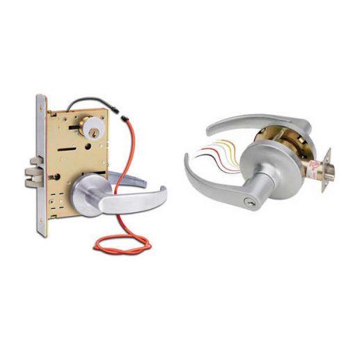 Electrified Locks