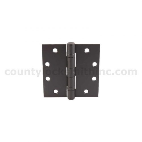 Sentinel Butt Hinges Square Corner 4.5×4.5 US10B