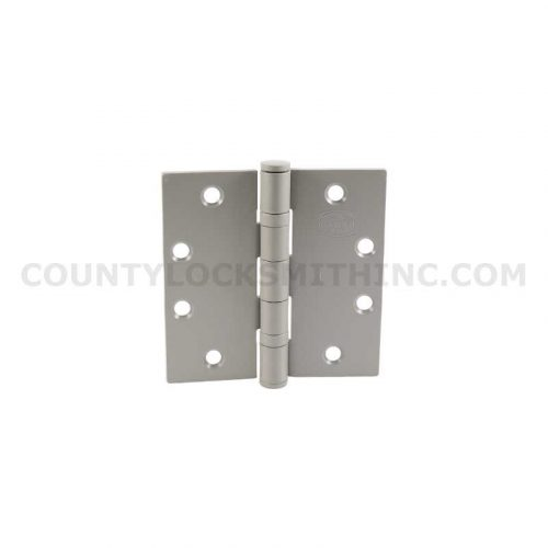 Cal-Royal Butt Hinges Square Corner 4.5×4.5 Prime Coat Grey