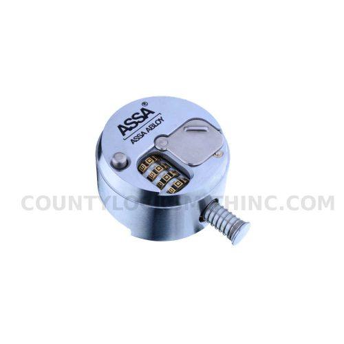 ASSA AA SR400 Dial Puck Lock Padlock