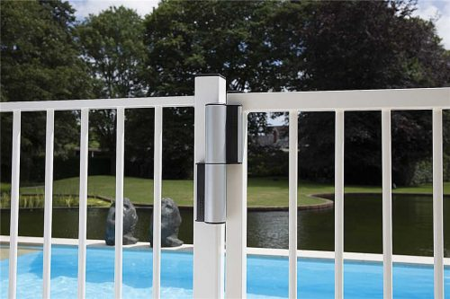 Locinox Tiger 9005 Compact Hinge and Gate Closer in One